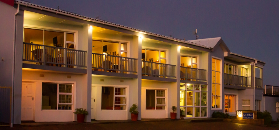 Panoramic Sea-View Accommodation in Kleinbaai, Gansbaai
